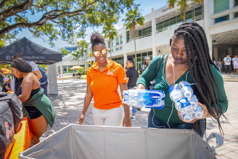 From Sept. 5-13, the Bahamian Students Association, in collaboration with the Caribbean Students Association, the Office of Multicultural Student Affairs and the Williams R. Butler Center for Volunteer Service and Leadership Development, have teamed up to coordinate a Bahamas Hurricane Relief Drive.
